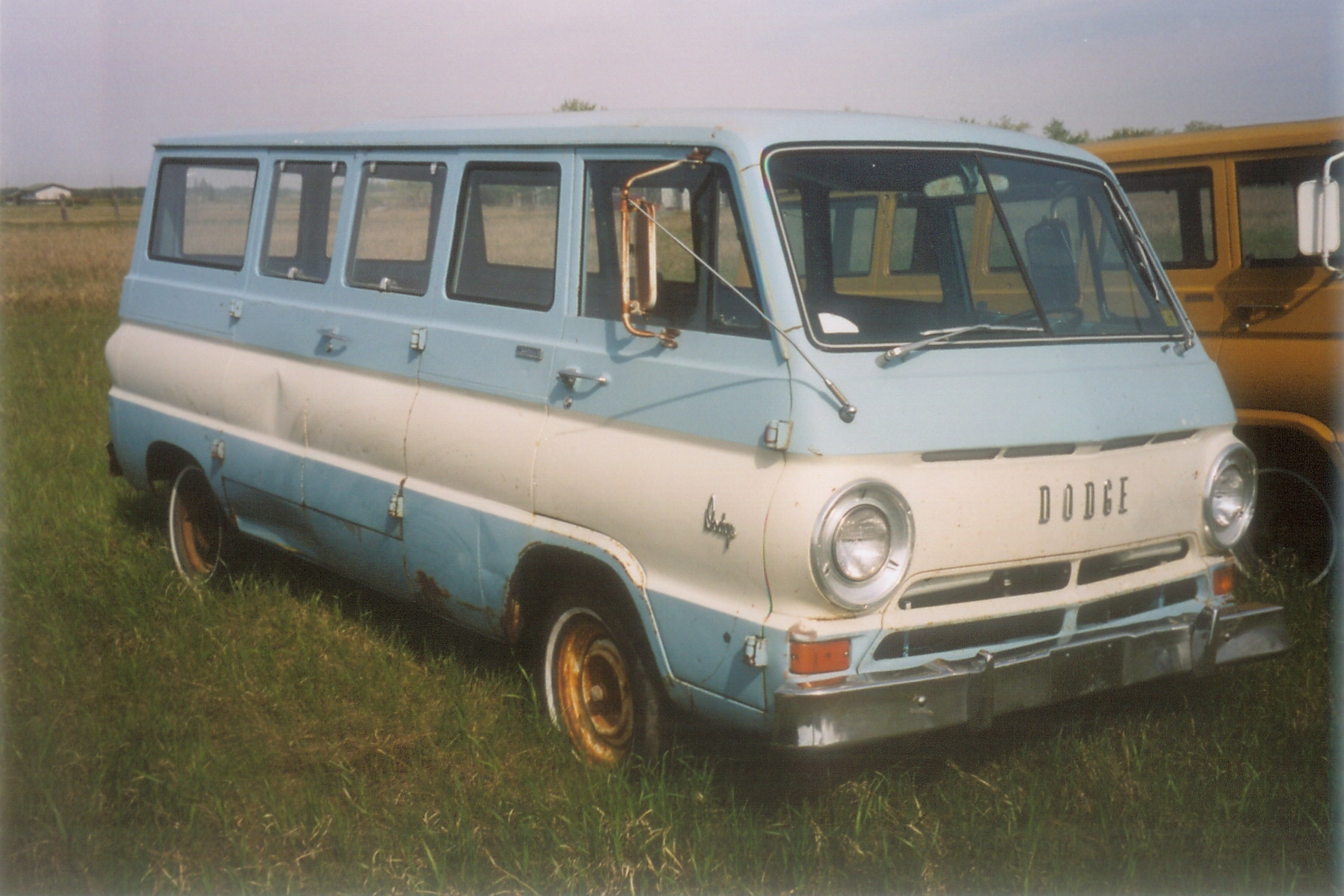 Image result for 1968 dodge van