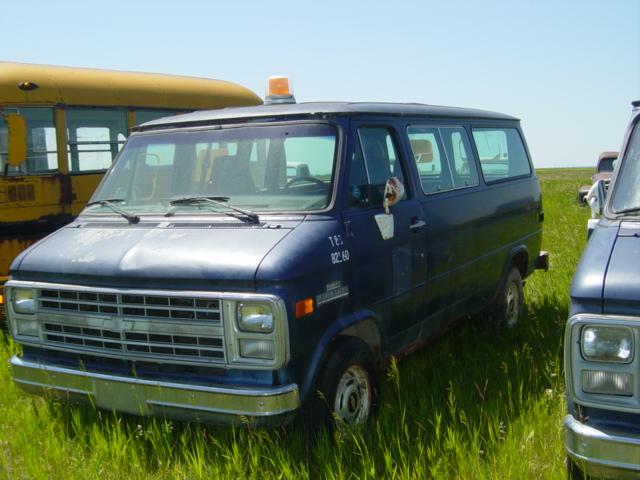 1985 Chevy G10 Bonaventure 3 4 Ton Van Ref551