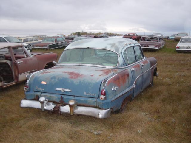 1954 Dodge Mayfair 4dr Sedan Ref614
