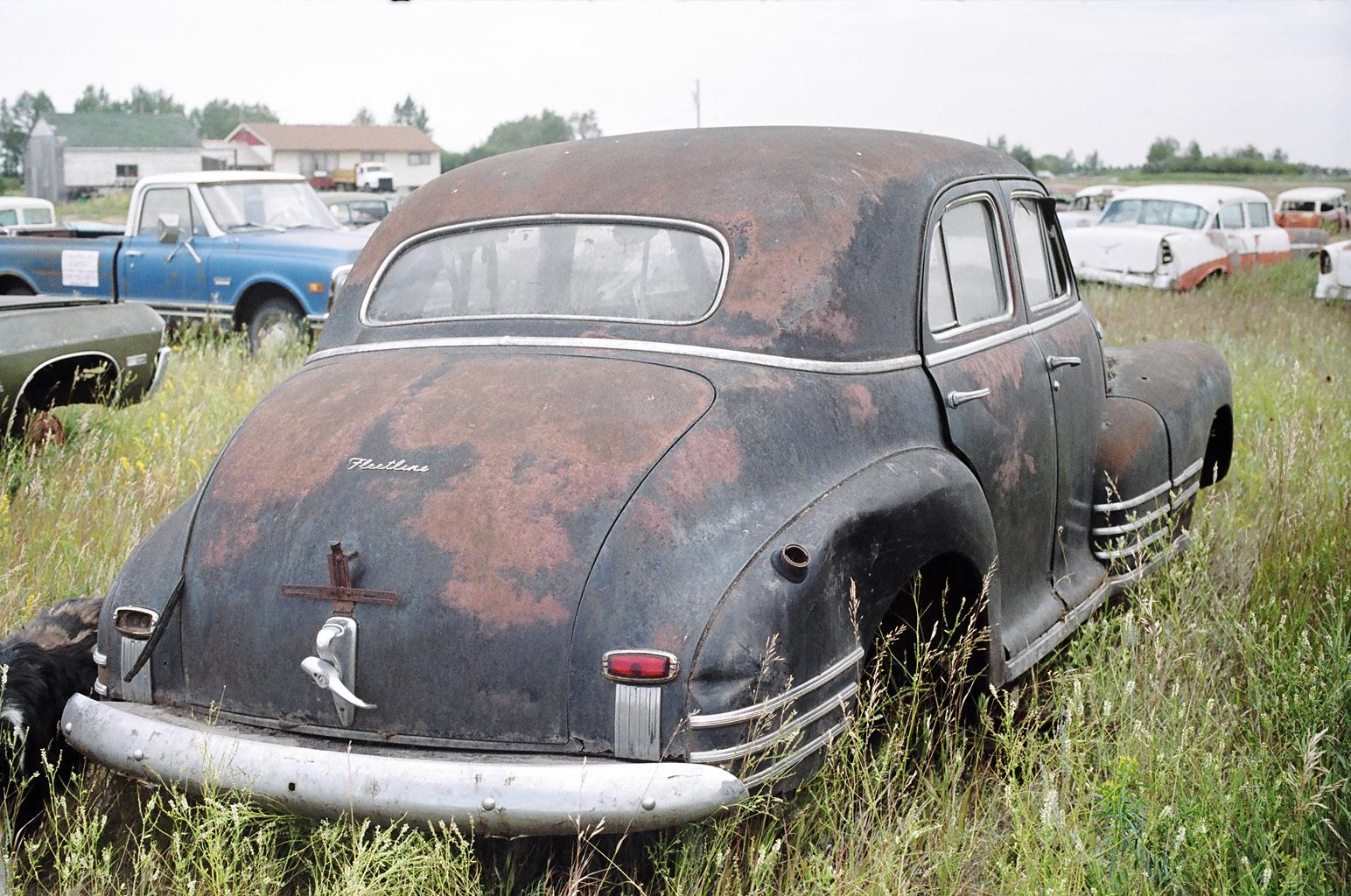 1948 Chevy Fleetline Sportmaster Part Ref471
